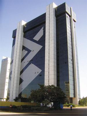 material para o banco do brasil