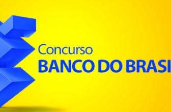 Próximo concurso do Banco do Brasil mais perto